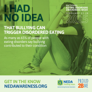 Bullying and Eating Disorders